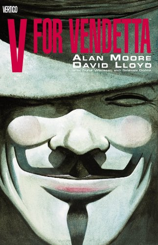 Absolute V for Vendetta cover