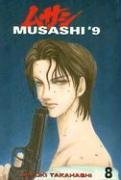 Musashi #9 Book 8 cover