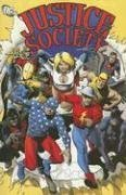 Justice Society cover