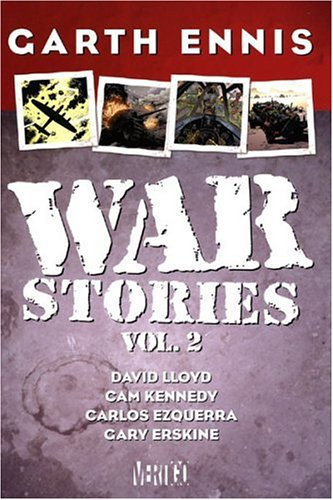 War Stories Vol. 2 Cover