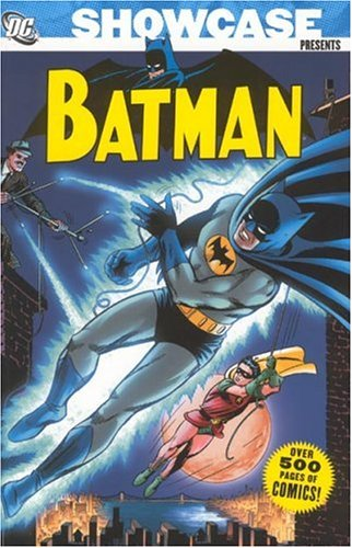 Showcase Presents: Batman, Vol. 1