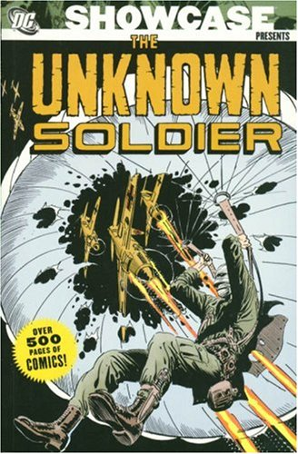 Showcase Presents: The Unknown Soldier Cover
