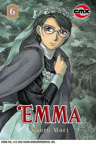 Emma Book 6 cover