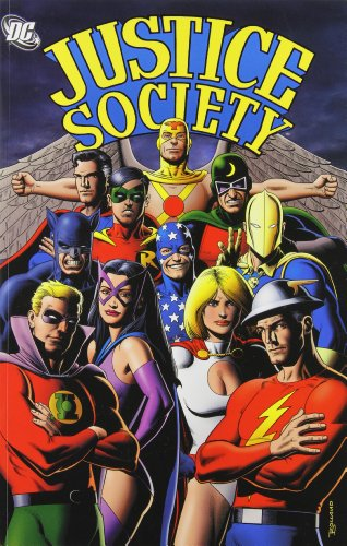 Justice Society Vol. 2 Cover