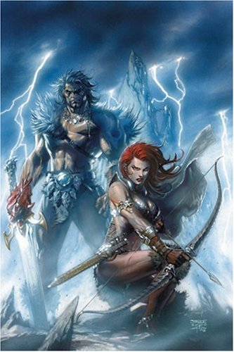 Red Sonja / Claw The Unconquered: Devil's Hands Cover