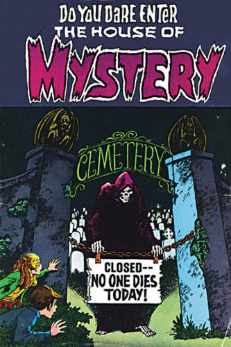 Showcase Presents: House of Mystery Vol. 2 Cover