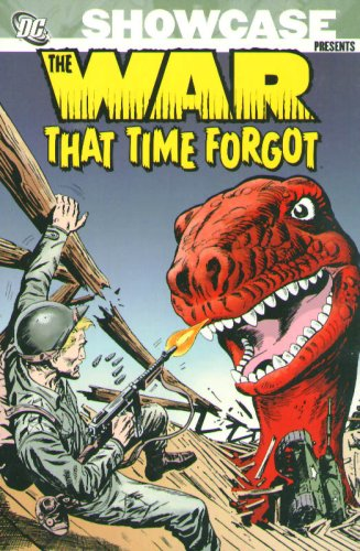 Showcase Presents: The War That Time Forgot Cover