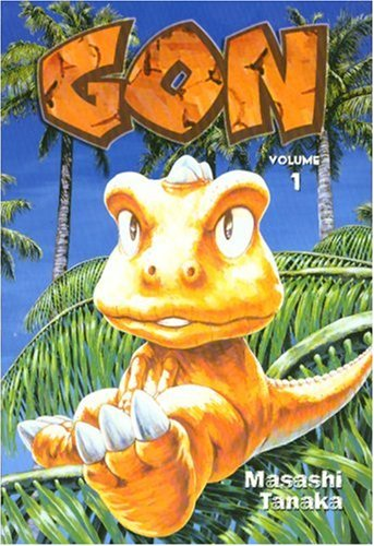 Gon Book 1 cover