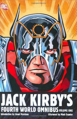Jack Kirby's Fourth World Omnibus Vol. 1 Cover