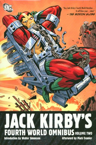 Jack Kirby's Fourth World Omnibus Vol. 2 Cover