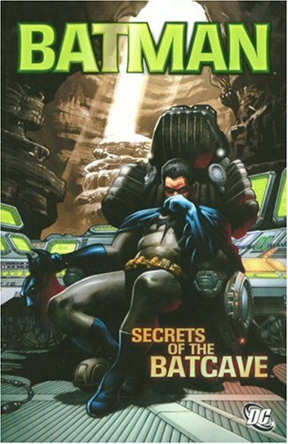 Batman: The Secrets of the Batcave Cover