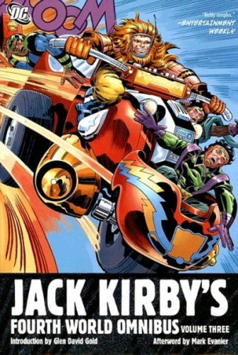 Jack Kirby's Fourth World Omnibus Vol. 3 Cover