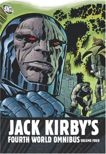 Jack Kirby's Fourth World Omnibus Vol. 4 Cover