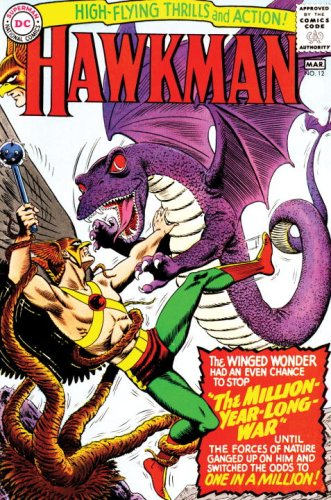 Showcase Presents: Hawkman Vol. 2 Cover