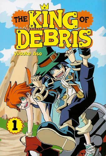 King of Debris Book 1 cover