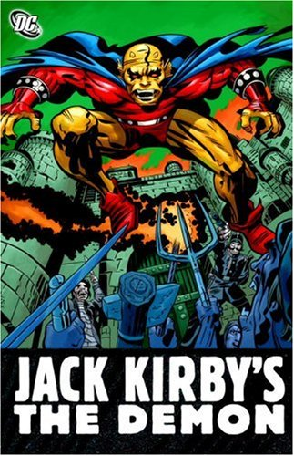 Jack Kirby's The Demon Cover