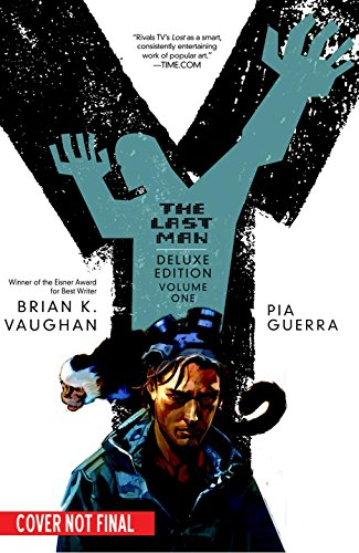 Y: The Last Man, Vol. 1 (Deluxe Edition)