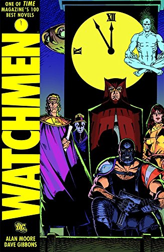 Watchmen, by Moore, A.