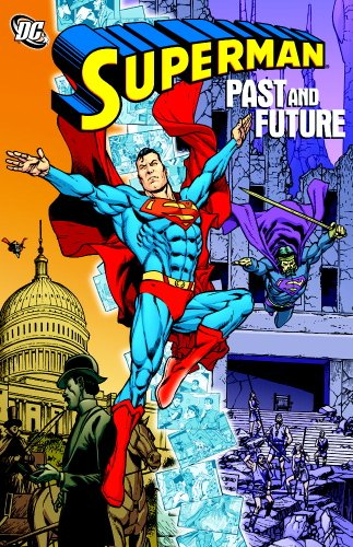 Superman: Past and Future Cover
