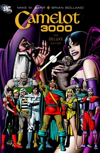 Camelot 3000 cover