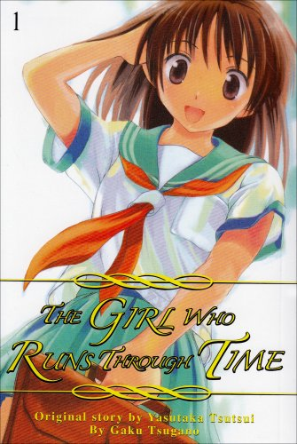 The Girl Who Runs Through Time Book 1 cover
