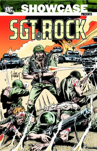 Showcase Presents: Sgt. Rock Vol. 2 Cover