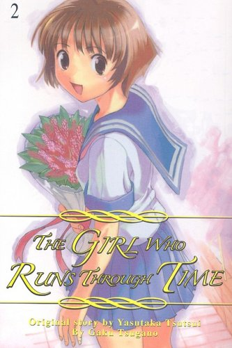 The Girl Who Runs Through Time Book 2 cover