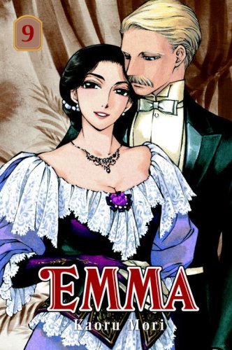 Emma Book 9 cover