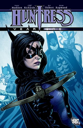 Huntress: Year One cover