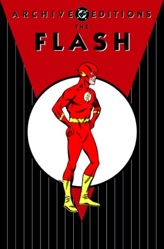 The Flash Archives Vol. 5 Cover