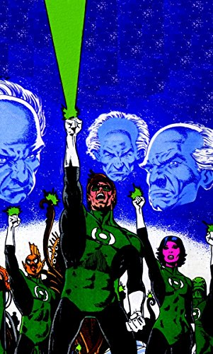Green Lantern: Tales of The Green Lantern Corps Vol. 1 Cover