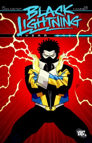 Black Lightning: Year One Cover