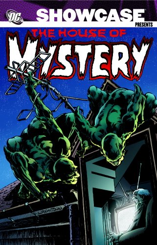 Showcase Presents: House of Mystery Vol. 3 Cover