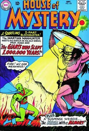Showcase Presents: Martian Manhunter Vol. 2 Cover