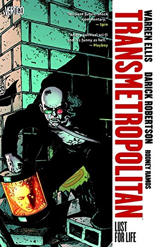 Transmetropolitan, Vol. 2: Lust For Life, Ellis, Warren