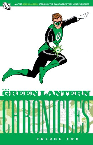 The Green Lantern Chronicles Vol. 2 Cover