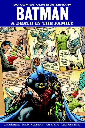 Batman: A Death in the Family (DC Comics Classic Library)