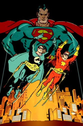 Superman: Adventures Of Nightwing And Flamebird Cover
