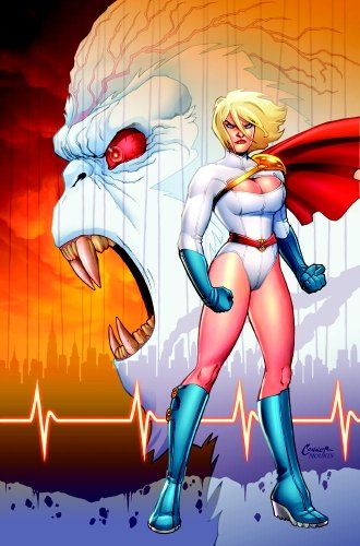 Power Girl: A New Beginning cover