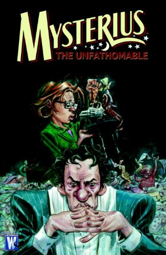 Mysterius cover