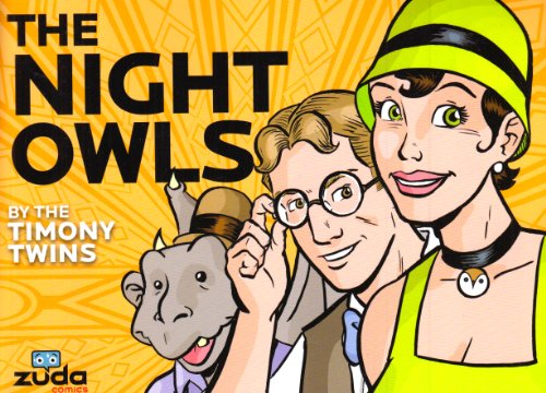 The Night Owls cover