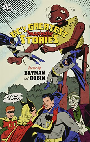 DC's Greatest Imaginary Stories Vol. 2: Batman & Robin Cover