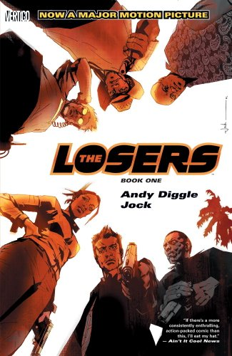 The Losers Book One cover