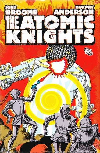 The Atomic Knights Cover
