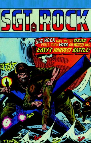 Showcase Presents: Sgt. Rock Vol. 3 Cover