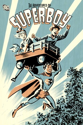 Adventures of Superboy Cover