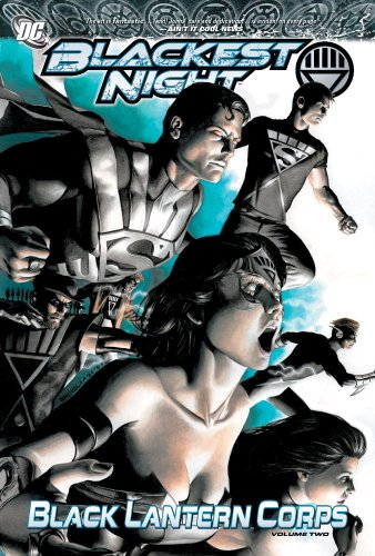 Blackest Night: Black Lantern Corps Vol. 2