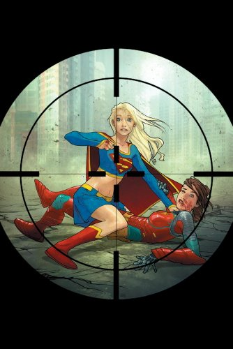 Supergirl: Friends and Fugitives