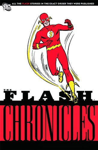 The Flash Chronicles Vol. 2 Cover