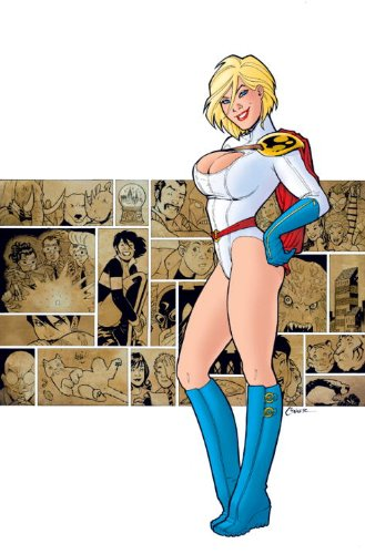 Power Girl Vol. 2: Aliens & Apes